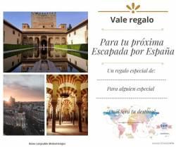 Vale regalo Escapada por España