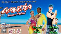 Gandia Summer Festival 19 - Gandia Palace (sede)