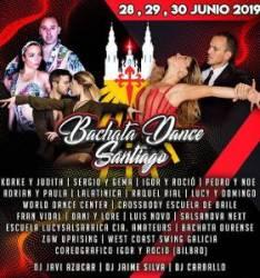 Bachata Dance Santiago - Hotel Puerta del Camino (sede)