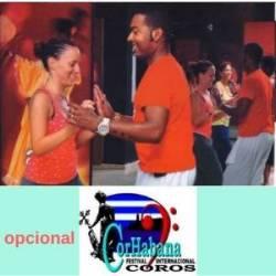 Clase de baile 1hora +centro nocturno