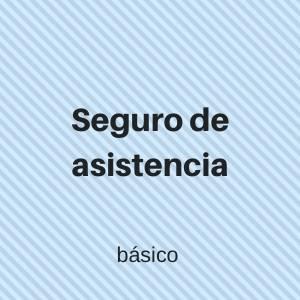 seguro de asistencia básico