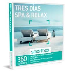Tres días spa y relax