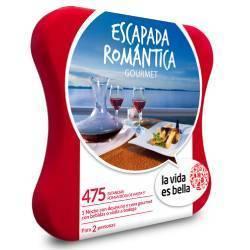 Escapada romántica gourmet