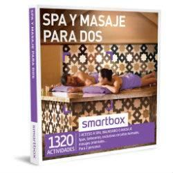 Spa y masaje para dos