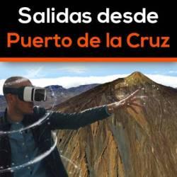 - Teide 3D - Salidas desde PUERTO DE LA CRUZ
