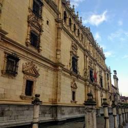 Entrada y Visita Guiada Colegio Mayor de San Ildefonso