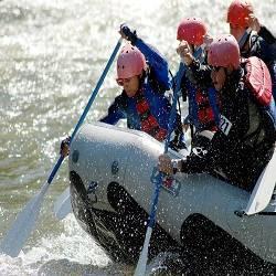 Rafting Pirineo 14km (Llavorsí -Rialp)