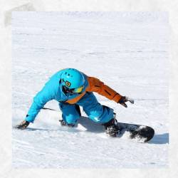 Clases de Snowboard