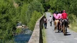 Ruta Caballos: Excursión 1 hora Llavorsí