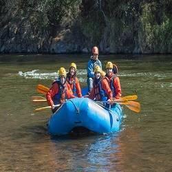 Rafting Pirineo 5km (Llavorsí - La Moleta)