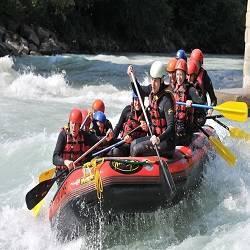 Rafting Pirineo 16km (Llavorsí - Sort)