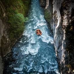 Rafting Pirineo 14km (Arboló - Collegats)