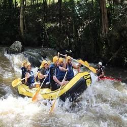 Rafting Pirineo 52km (Llavorsí - Collegats) VIP