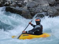 Kayak: Yeti - Moleta (4.5km)