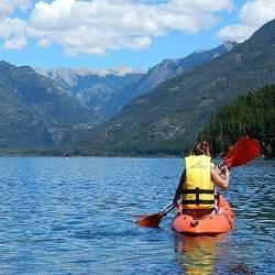 Expedición en Kayak Pirineo