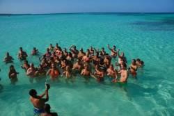 Excursión Isla Saona VIP - Canto de la Playa