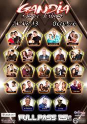Gandia Dance Festival 2019 - Alojamiento hotel sede