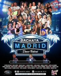 Bachata Madrid - Pack 2FP + 2 nights Double room