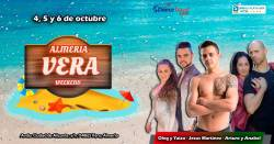 Almería VERA Weekend Hotel Zimbali Playa 4* (sede)