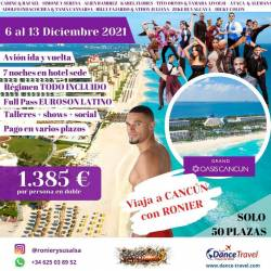 2º pago-Viaje a Cancun con Ronier