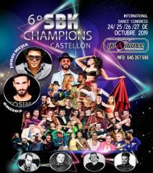 SBK Champions - PACK FULL PASS + HOTEL