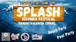 Splash Kizomba Festival - Hotel Gandía Palace(sede)