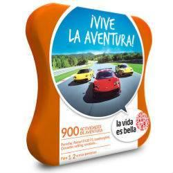 ¡Vive la aventura!