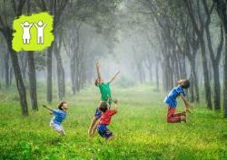 Escapada a la naturaleza: Día cultural ¡La creatividad será nuestra bandera!